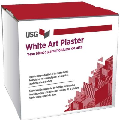 white-art-plaster