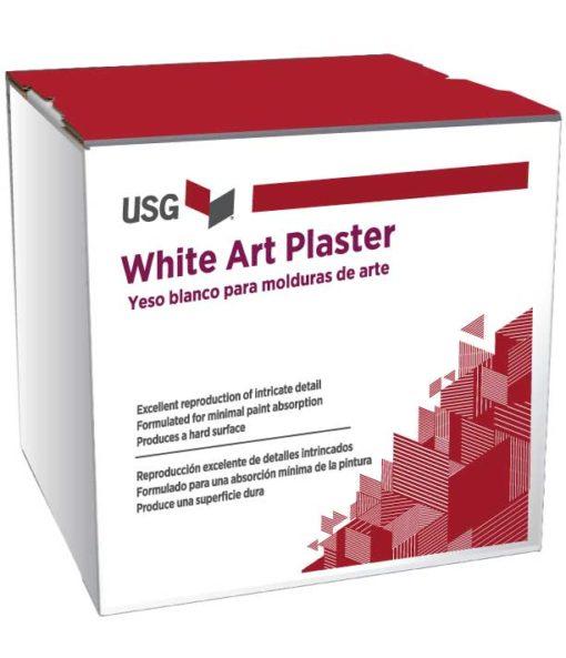 white-art-plaster
