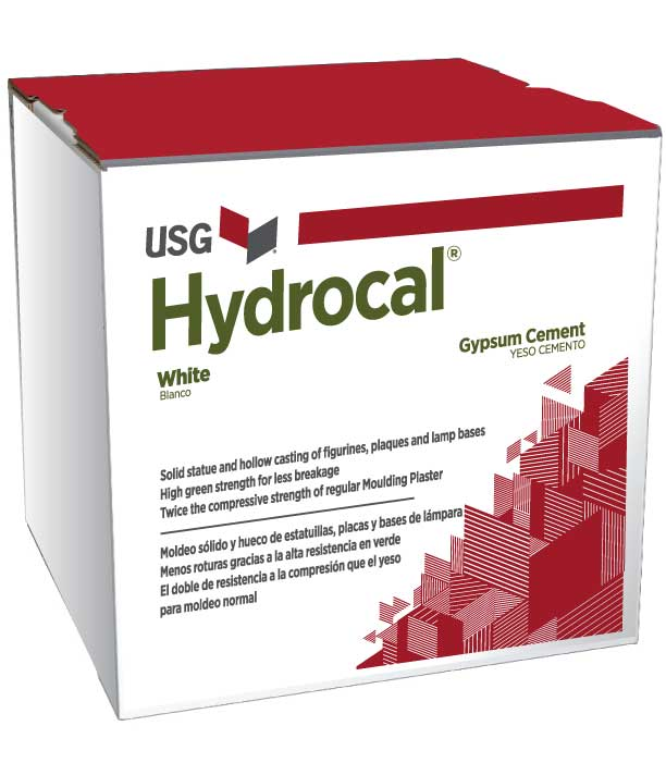 Usg Hydrocal White Gypsum Cement Plaster